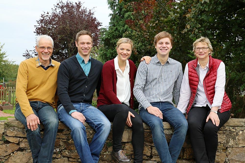 Familie Blankenstein
